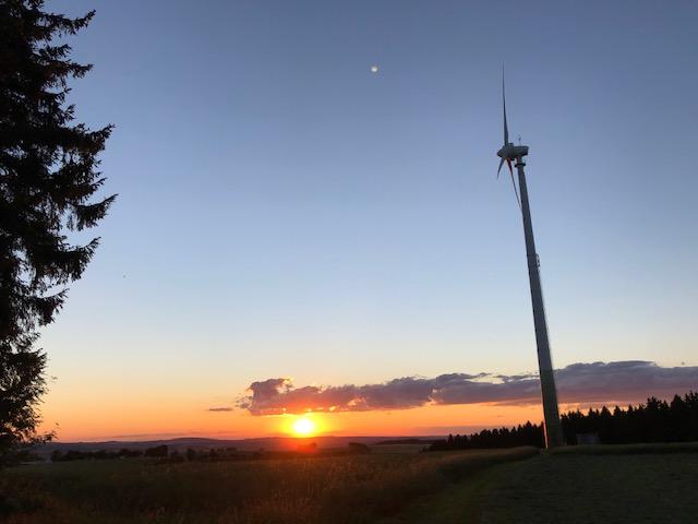 Gewerbegebiet statt zwei Windräder? GRÜNE vermuten Verhinderungsplanung in Pockau – Lengefeld