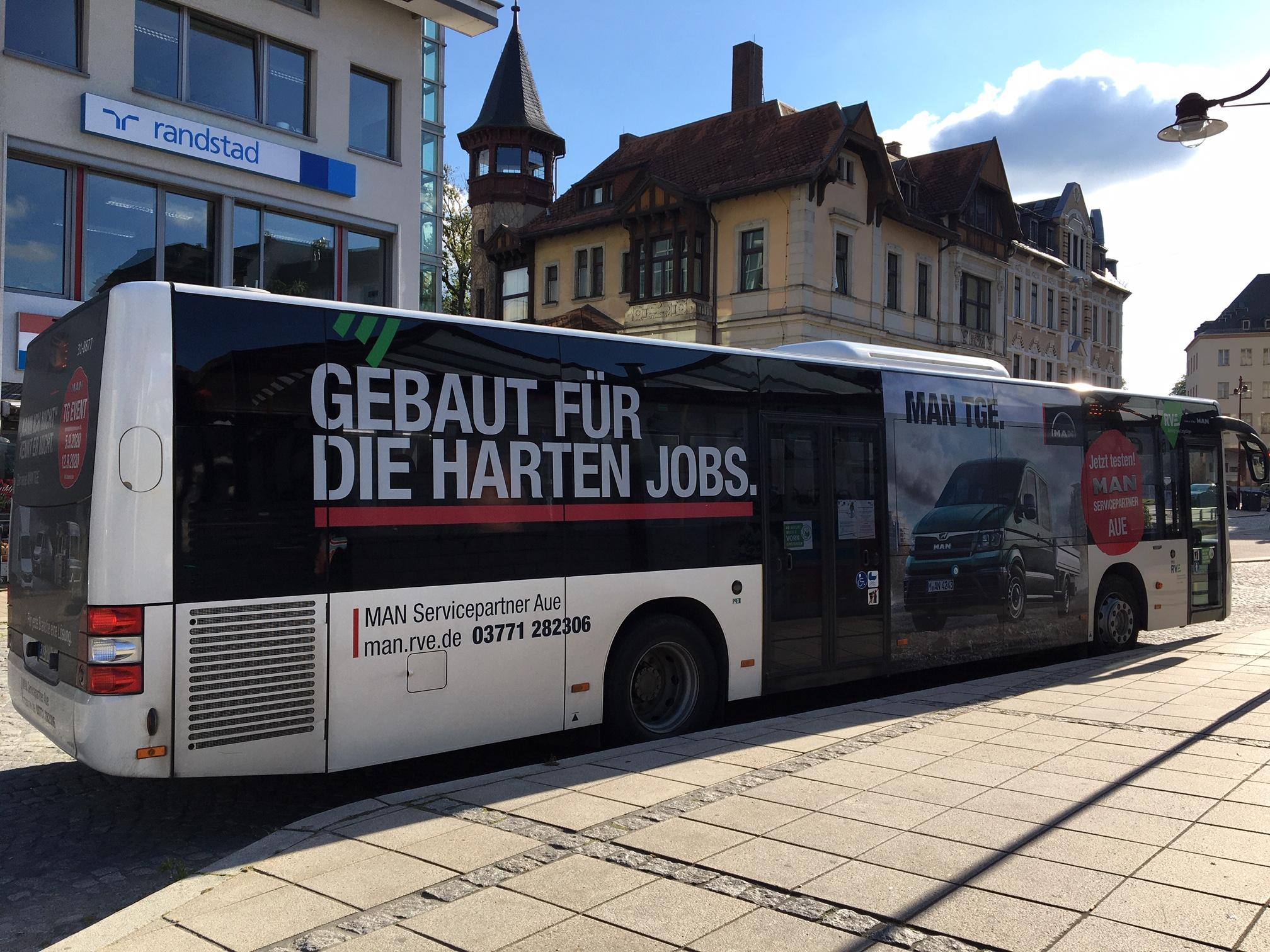 Die GRÜNEN im Kreistag kritisieren die Reduzierung der Leistungen des bisherigen PlusBus-Angebotes des RVE im Erzgebirgskreis.