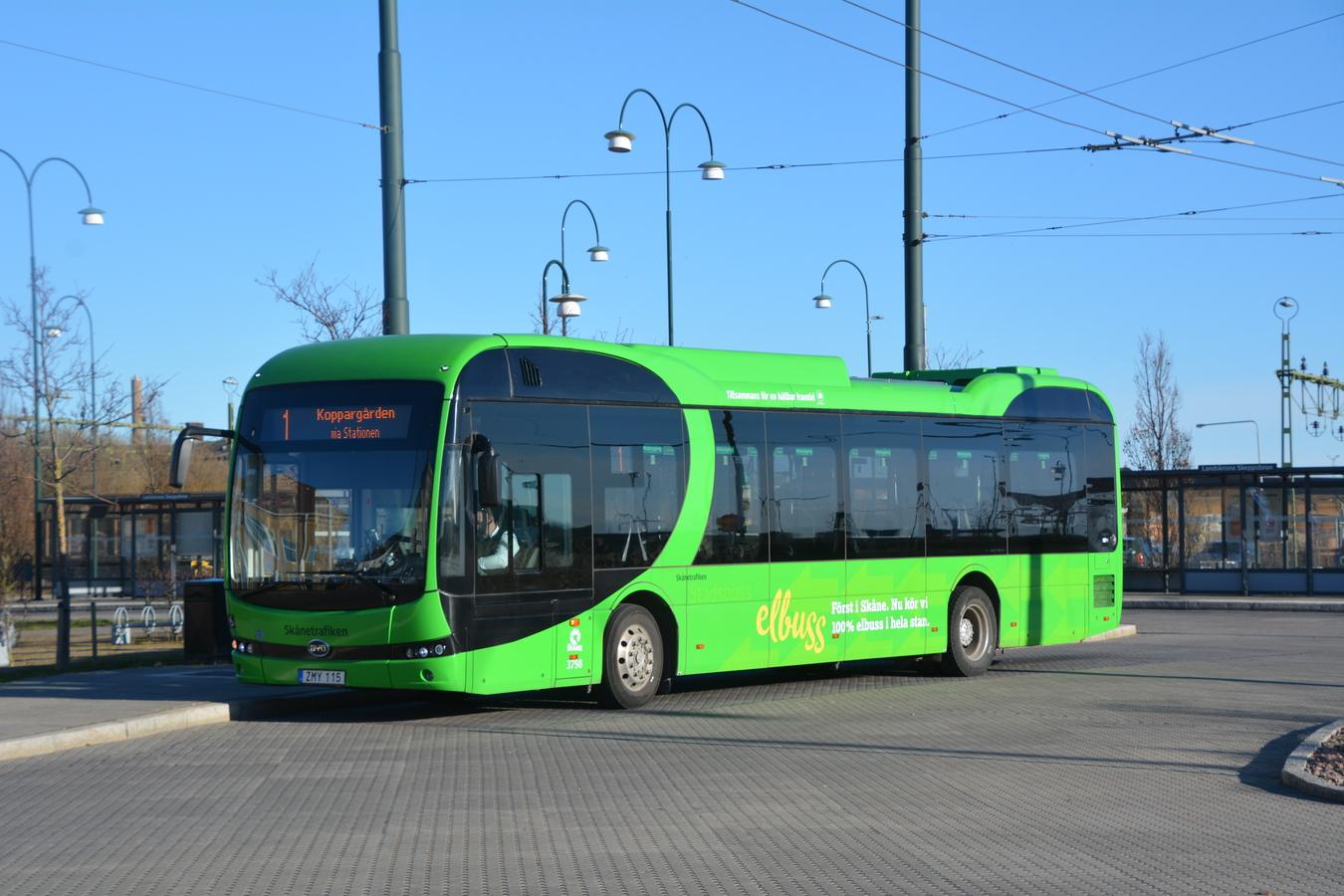 Kreisanfrage: Einsatz von batterieelektrisch angetriebenen Bussen beim RVE (Antwort vom 26.02.2021)
